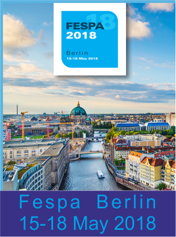 We are at Fespa Berlin Global Fair 15-18 May 2018