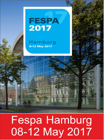 Fespa Hamburg 2017 was very successful.