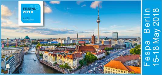 Fespa Global Berlin 2018